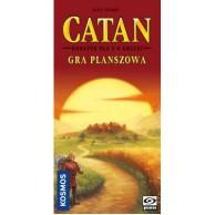 Catan: Gra planszowa - Dodatek dla 5-6 graczy Osadnicy z Catanu Galakta