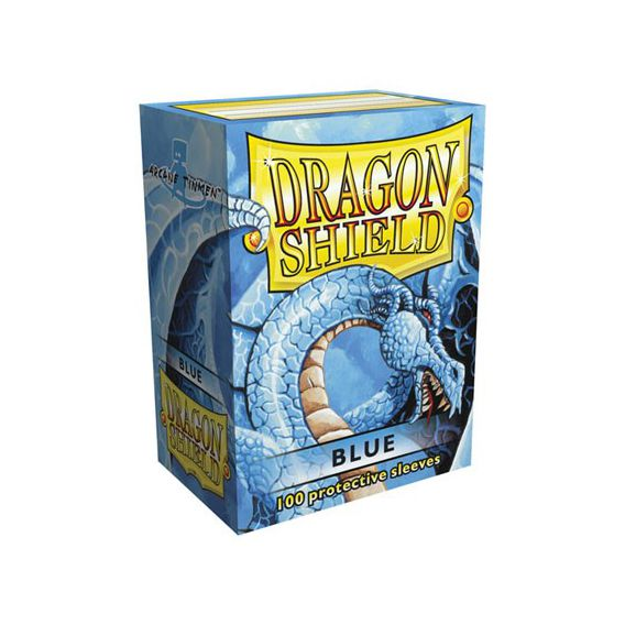 Dragon Shield - Blue 100 szt.