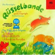 Piggyback Brigade (Banda prosiaczków) Dla dzieci Drei Magier Spiele