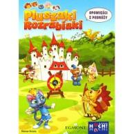 Pluszaki Rozrabiaki - opowieści z podróży Dla dzieci Egmont