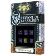 Komplet kości Hordes - Frakcja Legion of Everblight Hordes Q-workshop