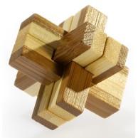 Łamigłówka 3D BAMBOO - Knotty - poziom 2/4