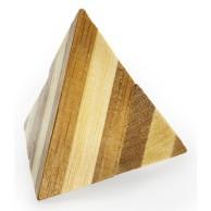 Łamigłówka 3D BAMBOO - Pyramid - poziom 2/4