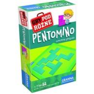 Pentomino - wersja podróżna