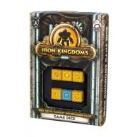 Komplet kości Iron Kingdoms
