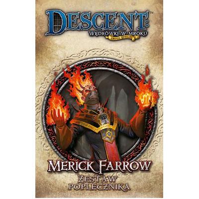 Descent: Merick Farrow - zestaw poplecznika DNŻ