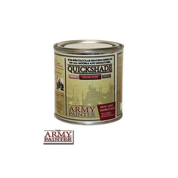 Army Painter Quick Shade Strong Tone