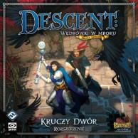 Descent: Wędrówki w mroku - Kruczy Dwór Descent: Wędrówki w Mroku Galakta