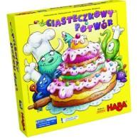 Ciasteczkowy Potwór Dla dzieci Haba
