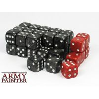 Wargamer Dice Set - Black
