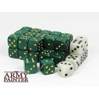 Wargamer Dice Set - Green