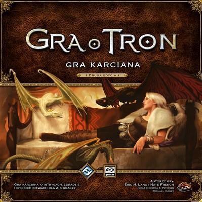 Gra o Tron: Gra karciana  Druga edycja