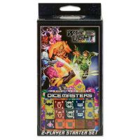 DC Comics Dice Masters: War of Light Starter Set