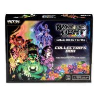 DC Comics Dice Masters: War of Light Collectors Box