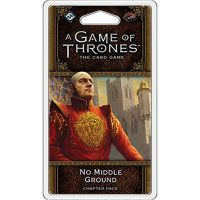A Game of Thrones LCG SE: No Middle Ground Westeros Cycle Fantasy Flight Games