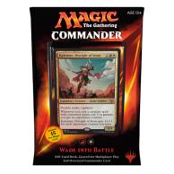 MTG Commander 2015: Wade into Battle