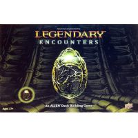 Legendary Encounters: An Alien Deck Building Game Strategiczne Upper Deck Entertainment