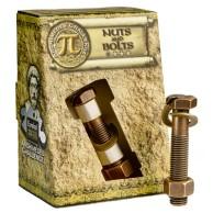 Łamigłówka ARCHIMEDES - Nuts and Bolts - poziom 1/4 Eureka! 3d Puzzle Eureka 3D
