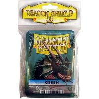 Dragon Shield - Green 50 szt.