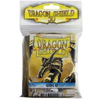 Dragon Shield - Gold 50 szt.