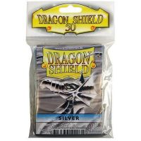 Dragon Shield - Silver 50 szt.