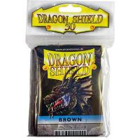 Dragon Shield - Brown 50 szt.