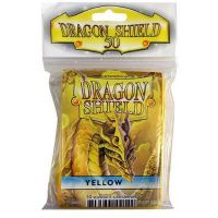 Dragon Shield - Yellow 50 szt.