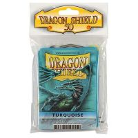 Dragon Shield - Turquoise 50 szt.