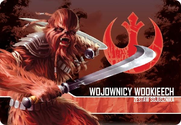Star Wars: Imperium Atakuje - Wojownicy Wookieech