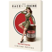 1944 Race to the Rhine (Wyścig do Renu): Red Ball Express Limited Edition