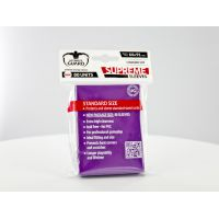Ultimate Guard Supreme Sleeves Standard Size Solid Purple (80)