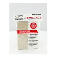 Ultimate Guard Supreme Sleeves Standard Size Sand (80)