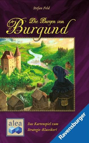 Zamki Burgundii Karciane ( edycja niemiecka)