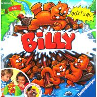 Bóbr Billy Dla dzieci Ravensburger