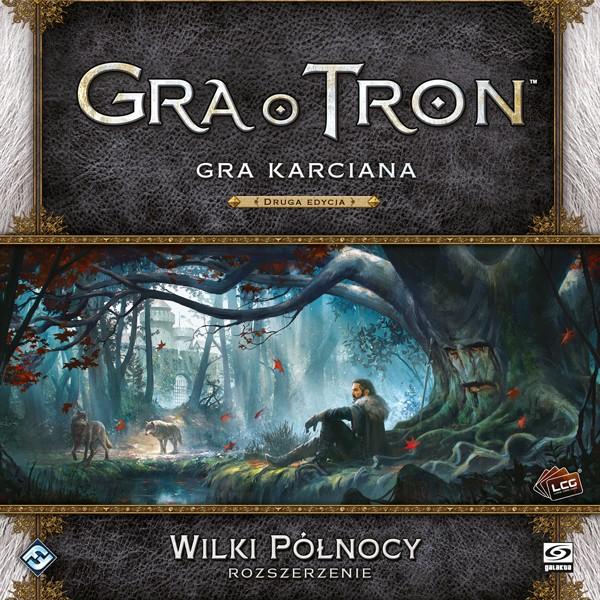 Gra o Tron: Gra karciana - Wilki Północy