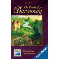 The Castles of Burgundy: The Card Game Strategiczne Alea