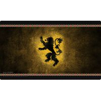 A Game of Thrones: The Card Game: House Lannister Playmat