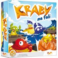 KRABY NA FALI Rodzinne Fox Games