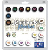 Kamisado Pocket - Multilingual Strategiczne HUCH! & friends