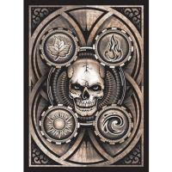 Legion - Matte Sleeves - Dead Man's Hand (50 Sleeves)