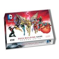 DC Comics Deck-Building Game: Heroes Unit Karciane Cryptozoic Entertainment
