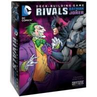 DC Comics Deck-Building Game: Rivals - Batman vs The Joker Pozostałe gry Cryptozoic Entertainment