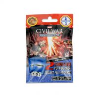 Marvel Dice Masters: Civil War foil pack