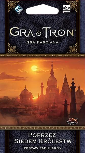 Gra o Tron: Gra karciana - Poprzez Siedem Królestw