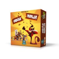 Obóz Ninja Karciane 2 Pionki