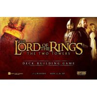 The Lord of the Rings: The Two Towers Deck-Building Game Przygodowe Cryptozoic Entertainment