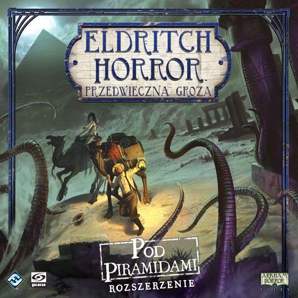 Eldritch Horror: Przedwieczna Groza - Pod Piramidami