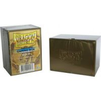 Dragon Shield Gaming Box - Gold Arcane Tinmen Arcane Tinmen