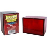 Dragon Shield Gaming Box - Red Arcane Tinmen Arcane Tinmen