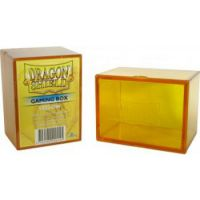 Dragon Shield Gaming Box - Yellow Arcane Tinmen Arcane Tinmen